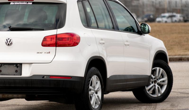 2013 Volkswagen Tiguan S Sport, Bluetooth Wireless, Hill Hold Assist Control, Alloy Wheels full