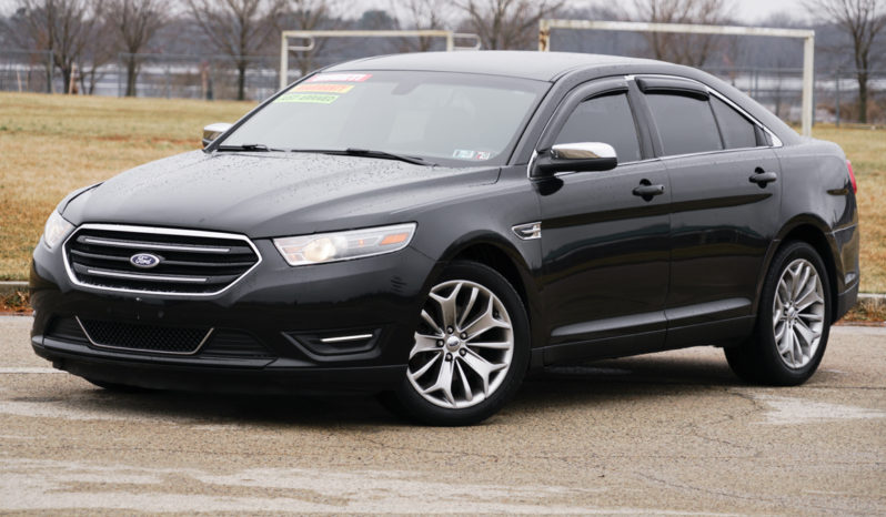 2014 Ford Taurus Limited, Bluetooth Wireless, Parking Sensors, Backup Camera, Leather Seats full