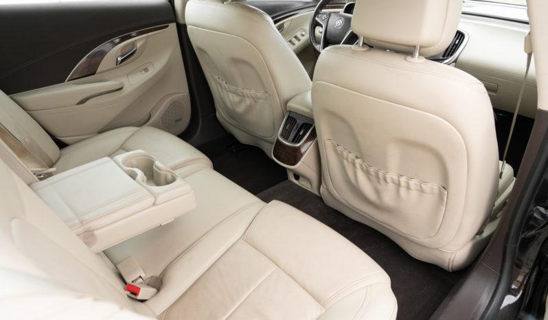 2014 Buick LaCrosse Leather, NAV, Heated Seats, Parking Sensors, Leather Seats, Premium Sound full