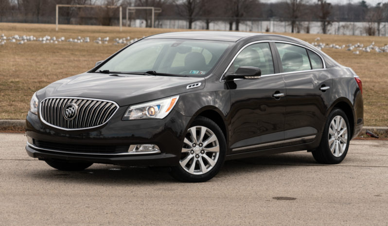 2014 Buick LaCrosse Leather, NAV, Heated Seats, Parking Sensors, Leather Seats, Premium Sound full