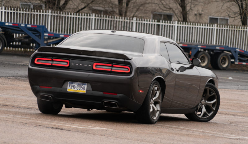 2015 Dodge Challenger R/T, Satellite Features, Bluetooth Wireless, Fog Lights, Rear Spoiler full