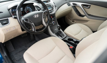 2016 Hyundai Elantra Value Edition, Power Sunroof, Satellite Features, Bluetooth Wireless, Backup Camera full
