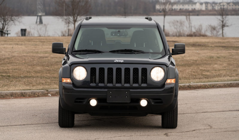 2016 Jeep Patriot Latitude Sport, Bluetooth Wireless, Heated Seats, Fog Lights, Alloy Wheels full