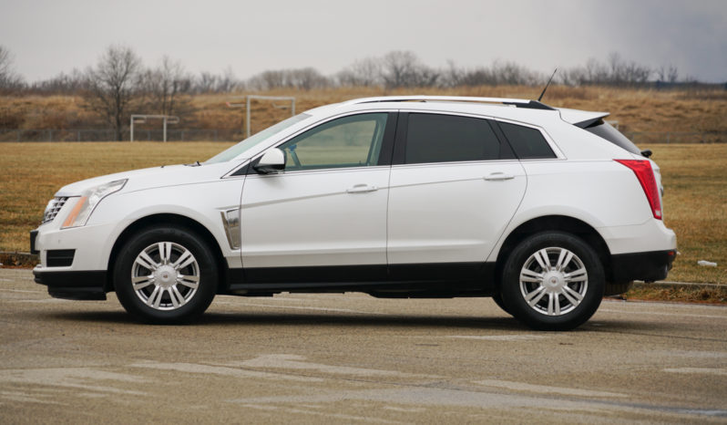 2013 Cadillac SRX Luxury Sport, Blind-Spot Alert, Ultra View Sunroof, Parking Sensors, Backup Camera full