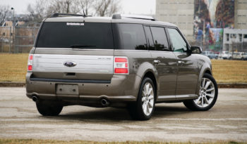 2012 Ford Flex Limited, AWD, NAV, Power Sunroof, Third Row Seats, Leather Seats, Alloy Wheels full