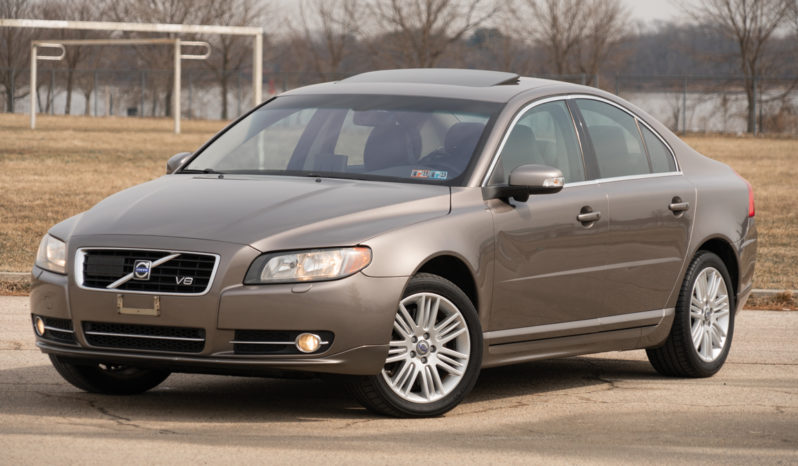 2007 Volvo S80 4dr Sedan, AWD, NAV, Leather Seats, Sunroof, Alloy Wheels full