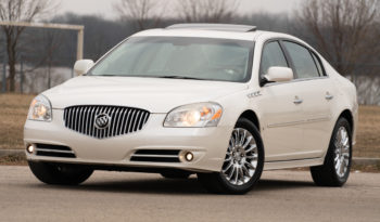 2009 Buick Lucerne Super, NAV, Sunroof, Leather Seats, Premium Sound full