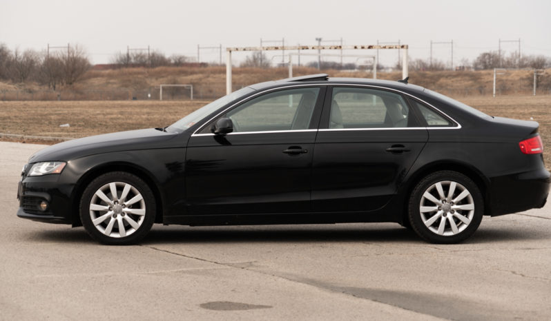 2010 Audi A4 Quattro Premium, Satellite Radio, Bluetooth Wireless, Heated Seats, Power Sunroof, Alloy Wheels full