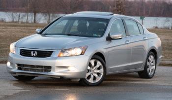 2010 Honda Accord EX-L, Leather Seats, Sunroof, Satellite Features, Bluetooth Wireless, Premium Sound full