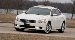 2011 Nissan Maxima SV, Heated Leather Seats, Satellite Radio, Sunroof, Bluetooth Wireless, Alloy Wheels, Premium Sound