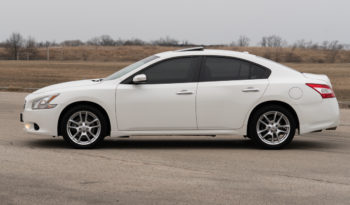 2011 Nissan Maxima SV, Heated Leather Seats, Satellite Radio, Sunroof, Bluetooth Wireless, Alloy Wheels, Premium Sound full