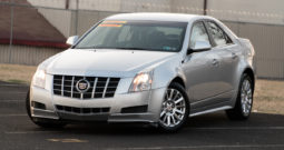 2012 Cadillac CTS4, AWD, Bluetooth Wireless, Backup Camera, Heated Leather Seats, Satellite Features, Premium Sound