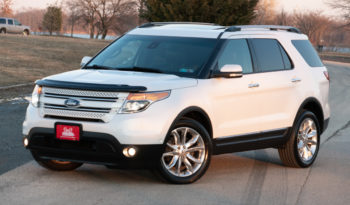 2013 Ford Explorer Limited Sport, AWD, NAV, Third Row Seat, Heated Leather Seat, Collision Warning, Premium Sound full