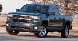 2014 Chevrolet Silverado 1500 LT Z71, 4×4, NAV, Bluetooth Wireless, Backup Camera, Alloy Wheels