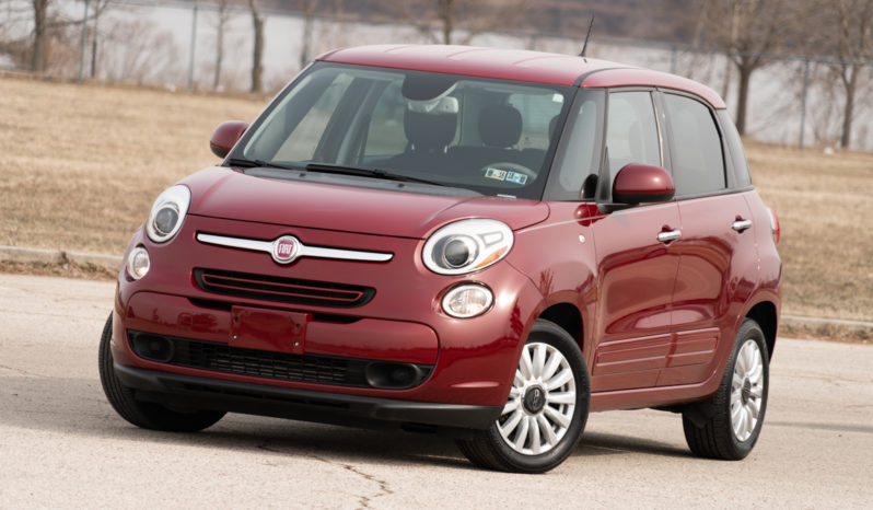 2014 FIAT 500L Easy Hatchback, Manual, Bluetooth Wireless, Alloy Wheels, Premium Sound full