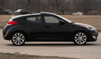 2015 Hyundai Veloster Coupe 3D, Satellite Radio, Bluetooth Wireless, Backup Camera, Sunroof, Alloy Wheels, Premium Sound full