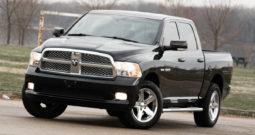 2009 Dodge Ram 1500 Crew Cab SLT, 4×4, NAV, Leather Seats, Alloy Wheels