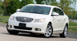 2012 Buick LaCrosse Premium, NAV, Cooled and Heated Leather Seats, Premium Sound