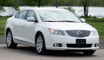 2012 Buick LaCrosse Premium, NAV, Cooled and Heated Leather Seats, Premium Sound full