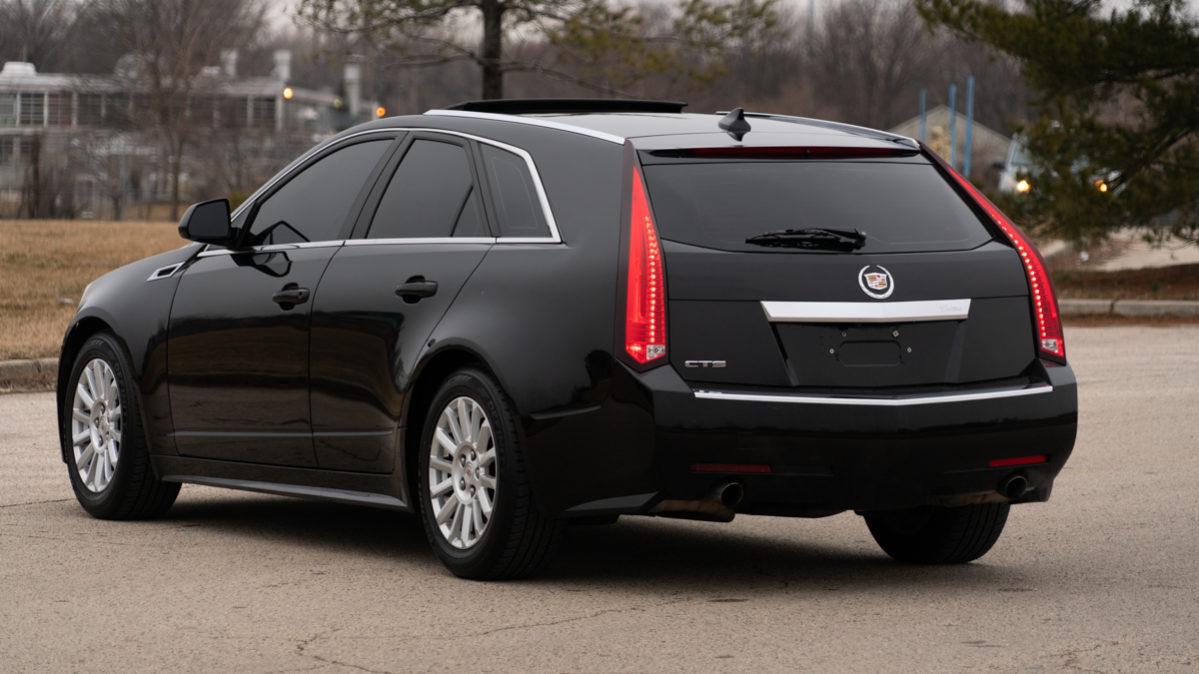 2012 Cadillac CTS Sport Wagon | Car Dealership in Philadelphia