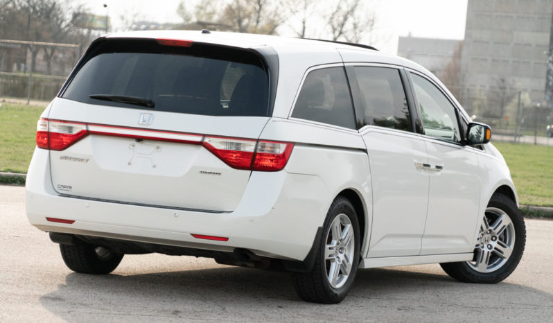 2012 Honda Odyssey Touring Elite, 8-Seater, DVD, NAV, Bottle Cooler, Premium Sound full