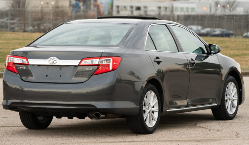 2012 Toyota Camry XLE, Bluetooth Wireless, Backup Camera, Heated Leather Seats, Power Sunroof, Alloy Wheels full