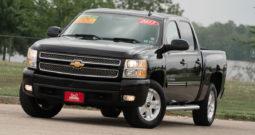 2013 Chevrolet Silverado 1500 Crew Cab LTZ, 4×4, NAV, Heated Leather Seats