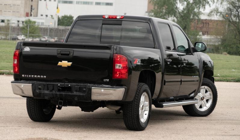 2013 Chevrolet Silverado 1500 Crew Cab LTZ, 4×4, NAV, Heated Leather Seats full