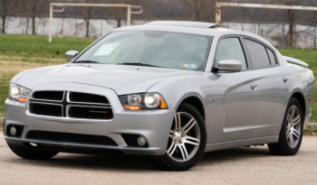 2013 Dodge Charger R/T, NAV, Heated Leather Seats, Premium Sound full