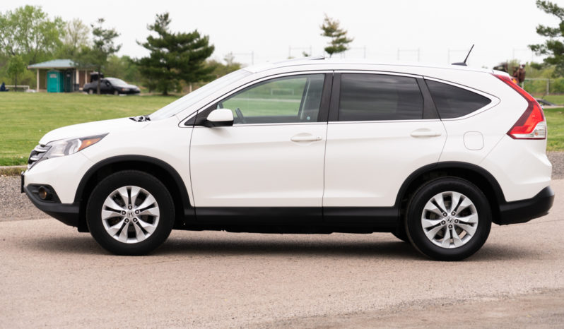 2013 Honda CR-V EX-L, AWD, NAV, Heated Leather Seats, Sunroof, Alloy Wheels full