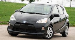 2013 Toyota Prius C, Satellite Radio, Bluetooth Wireless, Rear Spoiler, Alloy Wheels