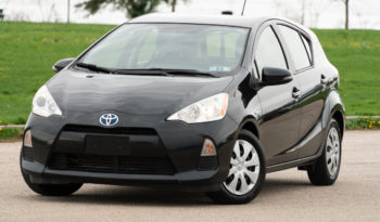 2013 Toyota Prius C, Satellite Radio, Bluetooth Wireless, Rear Spoiler, Alloy Wheels full
