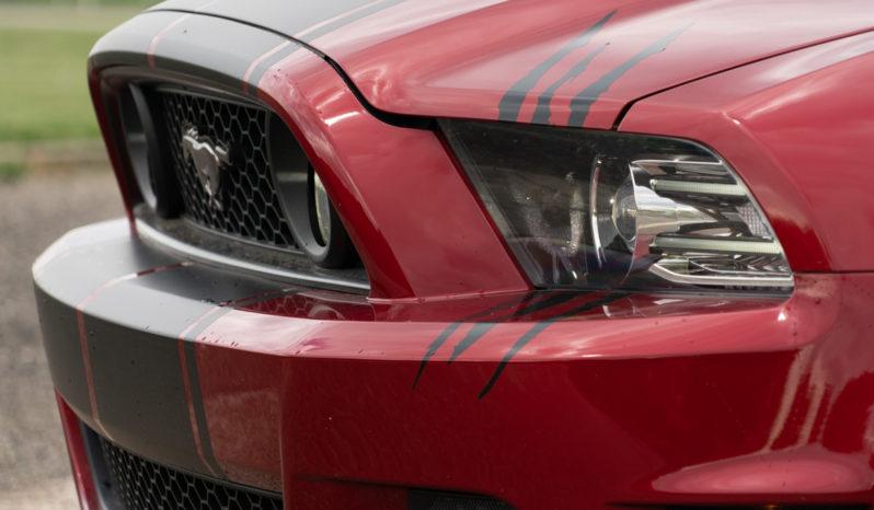 2014 Mustang GT Boss 302, Manual, Xenon Headlights, Shaker Stereo System full