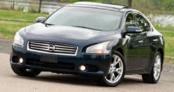 2014 Nissan Maxima SV, NAV, Heated Leather Seats, Bluetooth Wireless, Bose Premium Sound