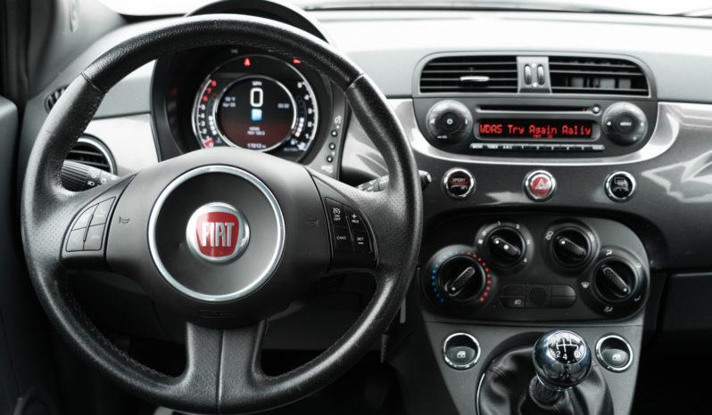 2015 FIAT 500 Sport, Bluetooth Wireless, Fog Lights, Rear Spoiler, Premium Sound full