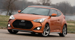2015 Hyundai Veloster Turbo, NAV, Heated Leather Seats, Alloy Wheels, Premium Sound
