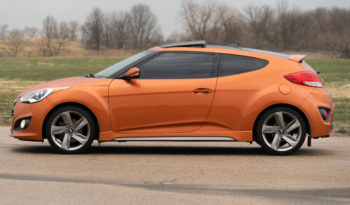 2015 Hyundai Veloster Turbo, NAV, Heated Leather Seats, Alloy Wheels, Premium Sound full