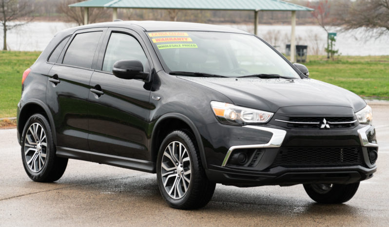 2018 Mitsubishi Outlander Sport ES, Bluetooth Wireless, Backup Camera, Alloy Wheels full
