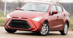 2018 Toyota Yaris iA Sedan, Bluetooth Wireless, Backup Camera, Alloy Wheels