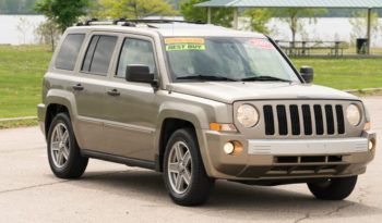 2007 Jeep Patriot Limited, 4×4, Heated Leather Seats, Sunroof, Alloy Wheels full