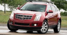 2010 Cadillac SRX Sport! AWD, NAV, Heated Leather Seats, F & R Parking Sensors, Sunroof, Premium Sound