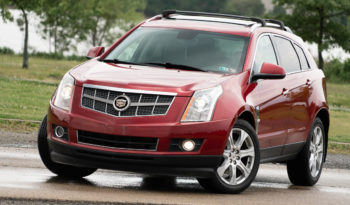2010 Cadillac SRX Sport! AWD, NAV, Heated Leather Seats, F & R Parking Sensors, Sunroof, Premium Sound full