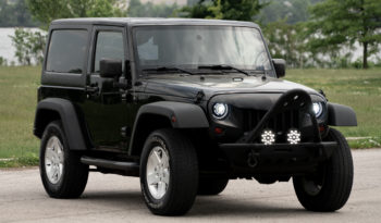 2011 Jeep Wrangler Sport, 4×4, Manual, Hard Top, Bluetooth Wireless, Towing Package full