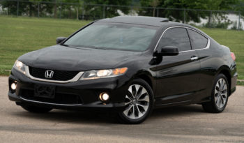 2013 Honda Accord EX-L Coupe 2D, Bluetooth Wireless, Heated Leather Seats, Premium Sound full