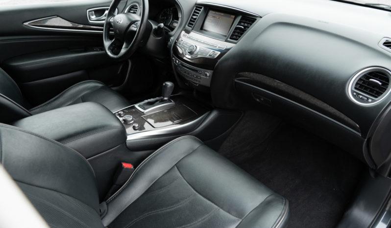 2013 Infiniti JX35, AWD, Heated Leather Seats, Parking Sensors, Backup Camera, Bose Premium Sound full