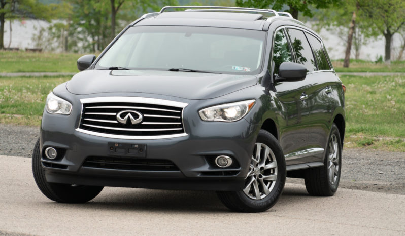 2013 Infiniti JX35, AWD, Heated Leather Seats, Parking Sensors, Backup Camera, Bose Premium Sound full