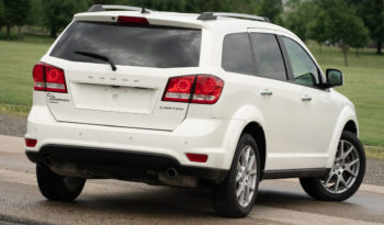 2014 Dodge Journey Limited, AWD, Heated Leather Seats, Third Row Seats, Alloy Wheels full