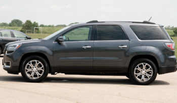2014 GMC Acadia SLT-1, 3rd Row Seats, Heated Leather Seats, Premium Sound full