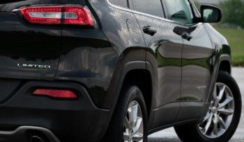 2014 Jeep Cherokee Limited, 4×4, NAV, Heated Leather Seats, Backup Camera, Alloy Wheels full
