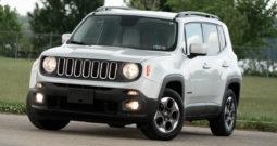2015 Jeep Renegade Latitude, Manual, NAV, Bluetooth Wireless, Backup Camera, Alloy Wheels
